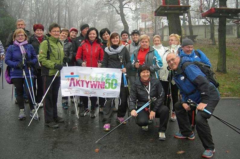 Nordic walking wŚcinawie