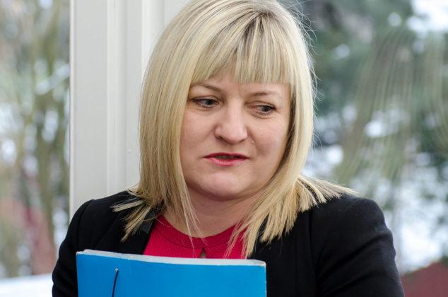 Dyrektor SPZOZ w Wińsku - Elżbieta Magda